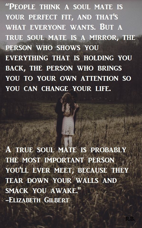 Soulmate And Love Quotes I Think He39s My Soul Mate M Flickr