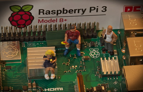 Raspberry Pi 3, people. (EOS) | by Mega-Magpie
