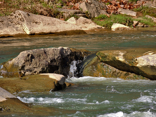 dunkard creek stream water bobtown greene county pa pennsylvania scenic landscapes rocks georgeneat patriotportraits neatroadtrips