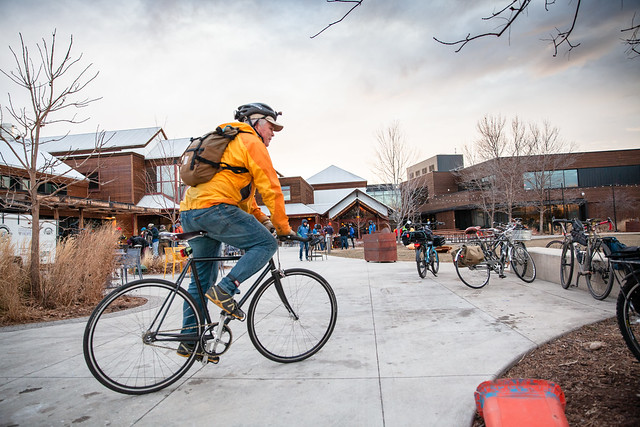 Bike to Work Day Winter 2018