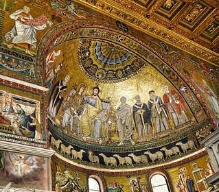 Santa Maria in Trastevere | by helipekkarinen