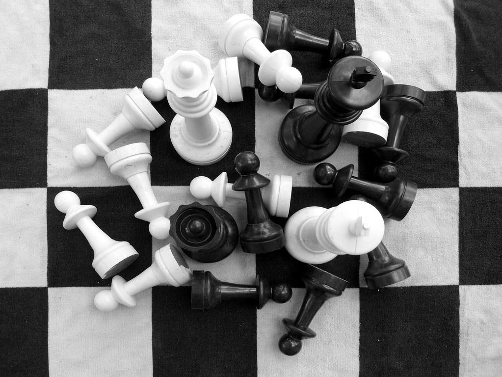 Thème n°3 : La vie en Noir & Blanc
