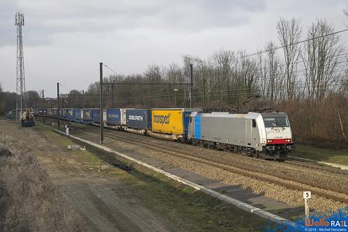186 450 LNS . E 43675 . Rémersdael . 14.12.18.