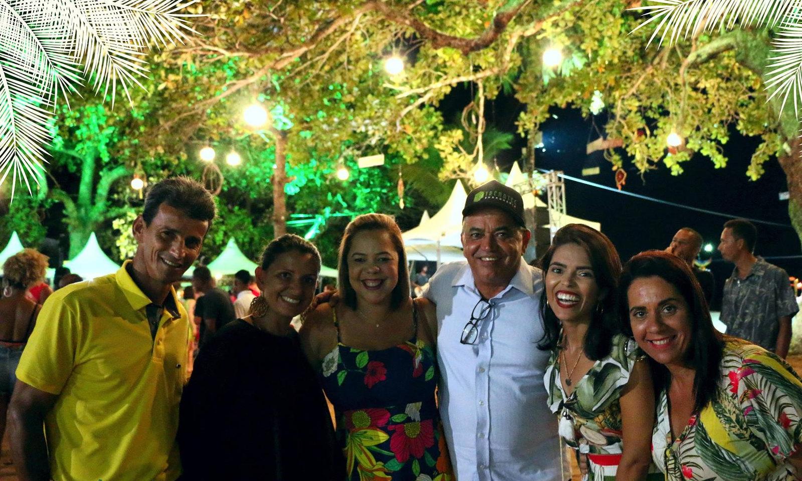 Luau com Ruy Galdino dá início às festas de final de ano em Caravelas (4)