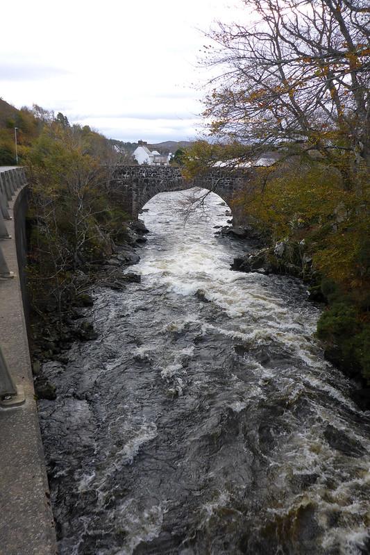 The River Inver, Loch Inver
