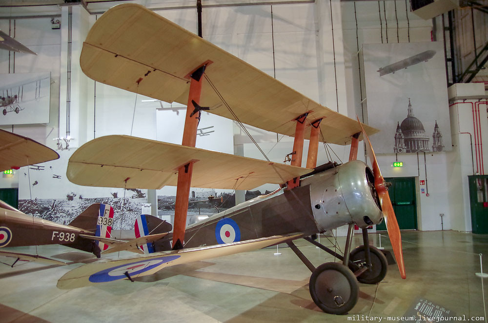 Royal Air Force Museum London-192