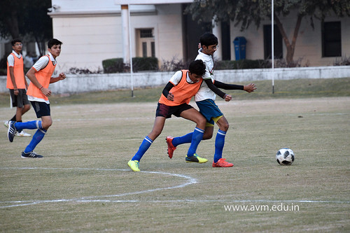 Inter House Football Competition 2018-19 5 (20)   by Atmiya Vidya Mandir