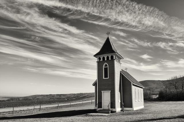 St Nicholas Kennell Church, Saskatchewan,  Canada