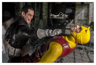 "Mezco ONE:12 - DMX: Punisher ""Special OPS"" 