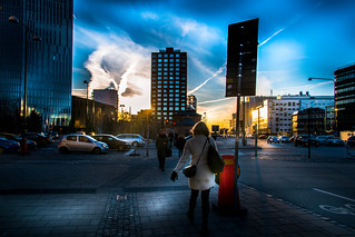 Cityscape   by Maria Eklind