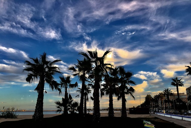 Sunset (Melilla)