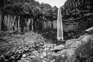 Svartifoss | by ezwal