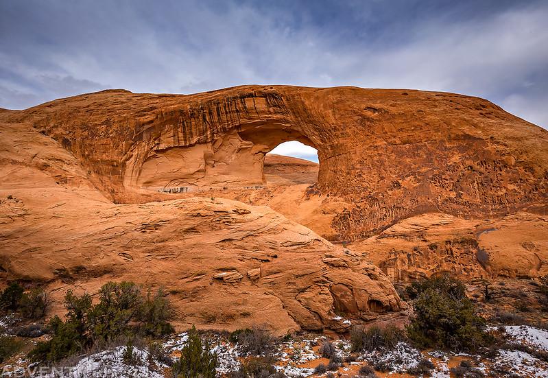 Halls Bridge Arch