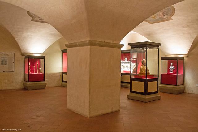 Complesso di San Lorenzo: la cripta