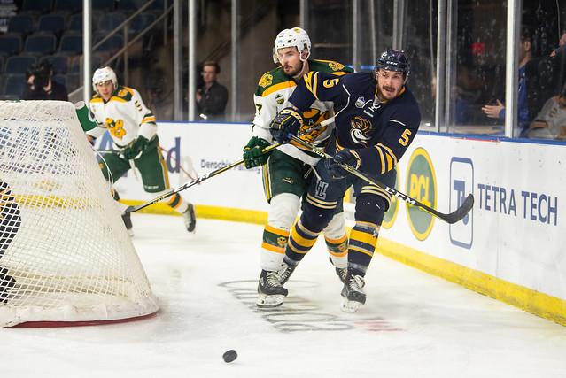 University of Alberta Golden Bears v.s Lethbridge Pronghorns Nina Barroso Ramos