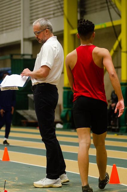 Track and Field Meet (01/18/19) Richard Bagan