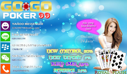 Ciri Ciri Situs Poker Online Terpercaya - Gogopoker99