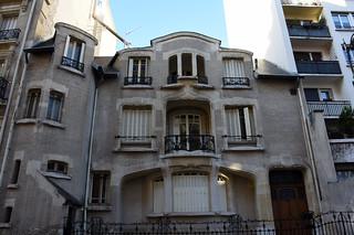 Maison d'Hector Guimard