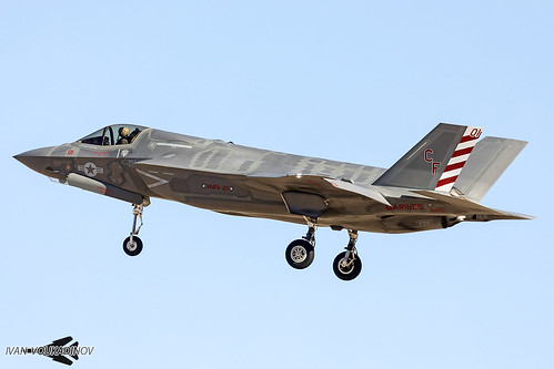 F-35B 168732 CF-01 VMFA-211 Yuma WTI 1-18 | by Ivan Voukadinov
