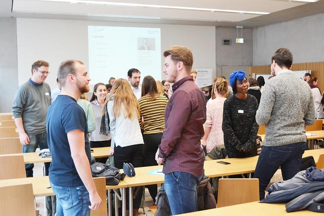 FHS Studierenden-Lunch «Das Networking 1x1»