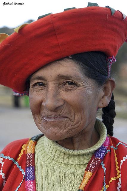 Con el alma inca - Perú
