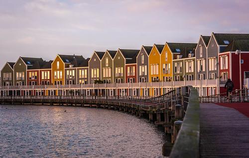 rietplas houten dutch houses clouds sky colors sunrise travel architecture city urban explore netherlands