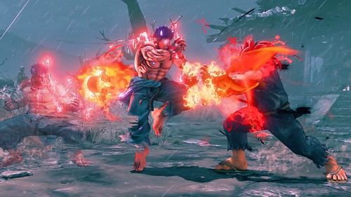 Street Fighter V Arcade Edition: Kage | by PlayStation.Blog