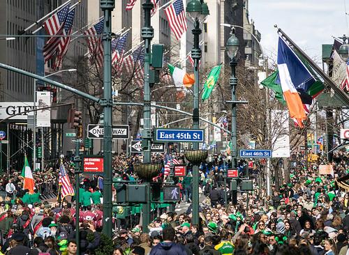 New York City / St. Patrick's Day Parade | by Aviller71