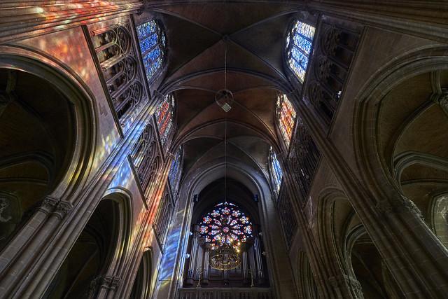 The colours of Sint Petrus