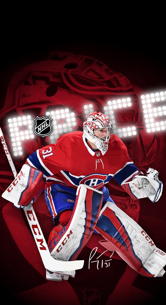 31 Carey Price Montreal Canadiens Iphone Xxsxr Wallpa