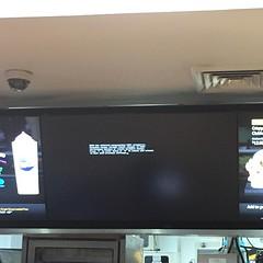 Oh, no! The Macas menu has crashed! Don't know what to order! :) - #maccas #menu #computererror #menucrash