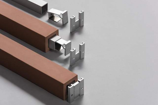 Terracade Accessories - Baguettes Accessories - Clip Install (4)