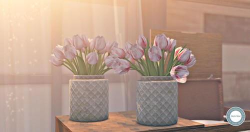 Tulips by Dutchie - in mainstore soon! | by Caitlin Tobias