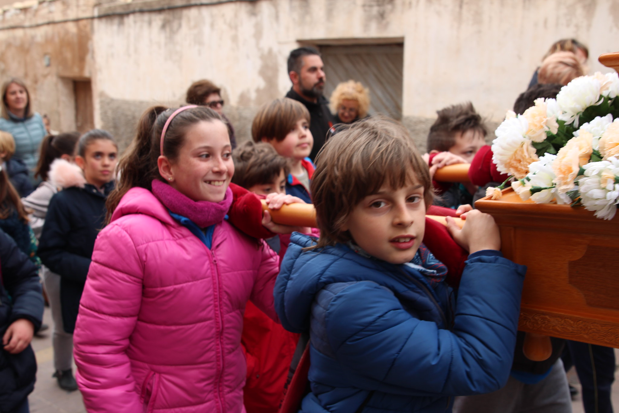 (2018-03-23) II Vía Crucis Infantil (Antonio José Verdú Navarro) (37)