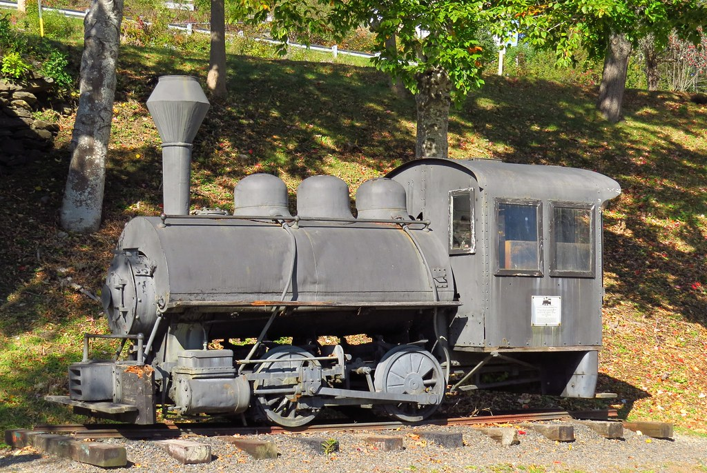 Rockford Railroad Locomotive