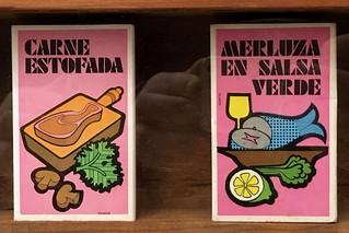 CARNE ESTOFADA | MERLUZA EN SALSA VERDE