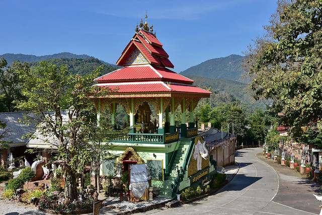 Храм Wat Phra That Doi Wao