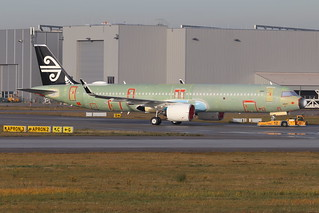 A321NX Air New Zealand ZK-NND | by XFW-Spotter