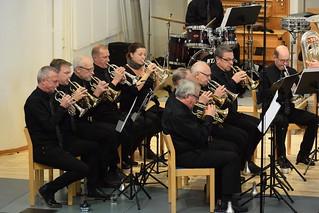 Kornetter - Värnamo Brass Band