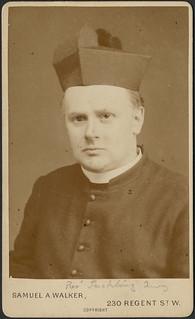 Reverend Suckling / Le révérend Suckling