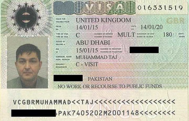 2820 Procedure to Apply for the UK Visit Visa from Saudi Arabia