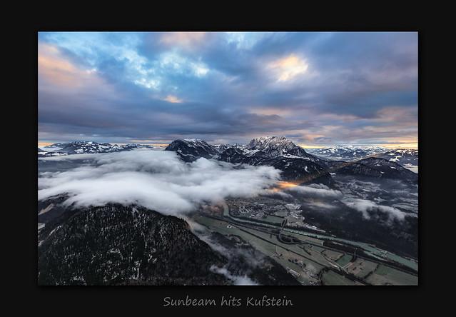 Sunbeam hits Kufstein