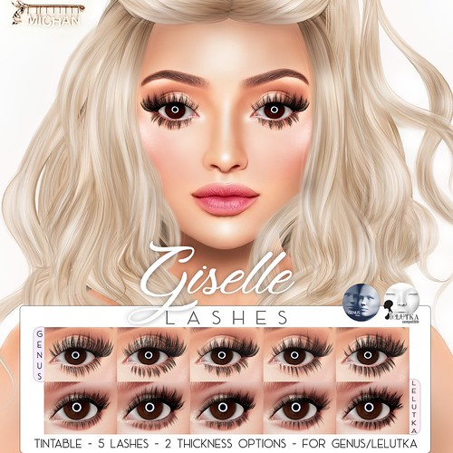 Giselle Lashes @ Salon52