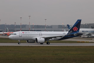 A320neo Qingdao Airlines B-303V   by XFW-Spotter