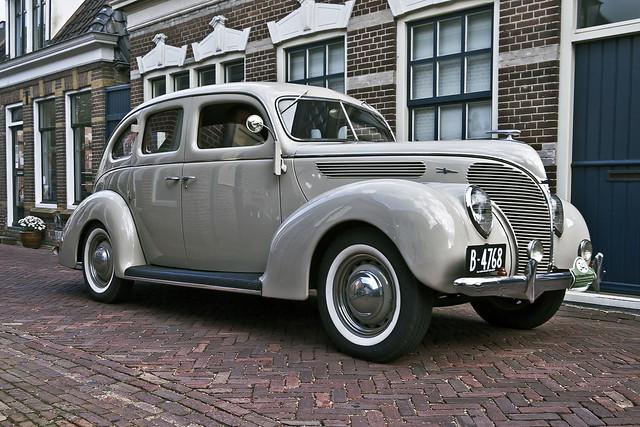 Ford V8 Fordor Sedan 1938 (4291)
