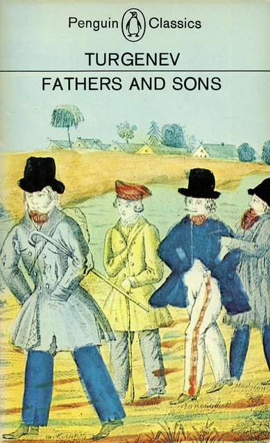 Penguin Books L147 - Turgenev - Fathers and Sons