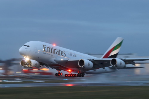 A380 Emirates A6-EVF | by XFW-Spotter