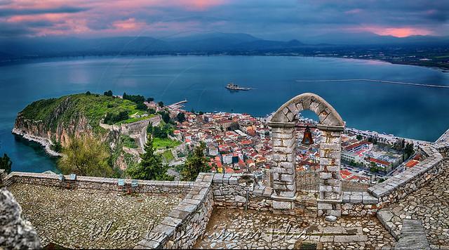 Άγιος Ανδρέας και Ναύπλιο St Andreas & Nafplio