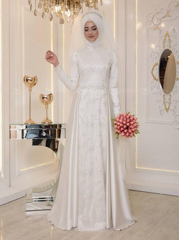 639eececb164e ... tesetturelbisesi En Şık Tesettür Nikah Abiye Elbise Modelleri | by  tesetturelbisesi