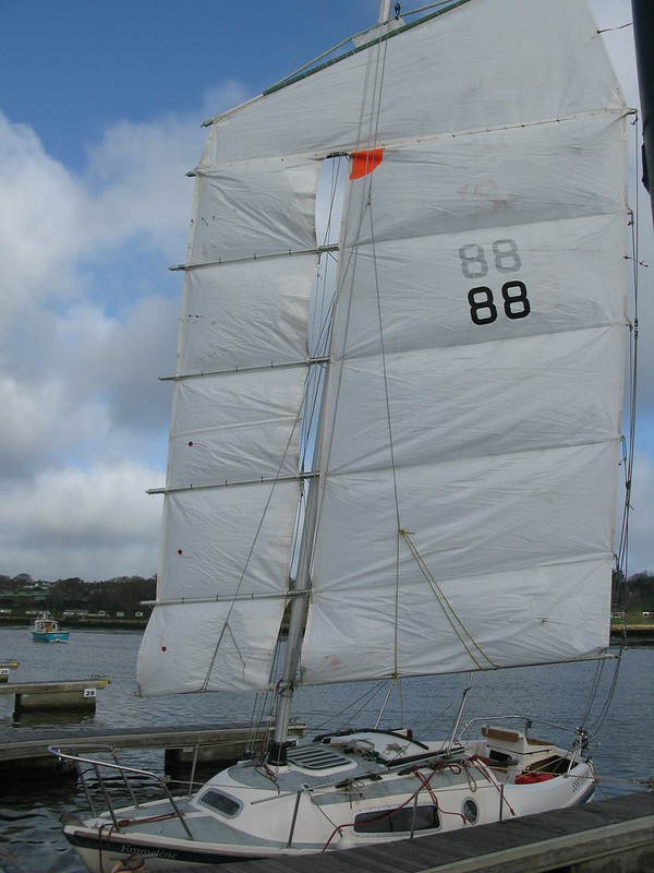 116. An unfinished symphony – The maintenance of a small cruising yacht - and fair winds